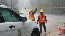 Laurel Canyon Downpours, Courtesy: Toni Guinyard NBC4